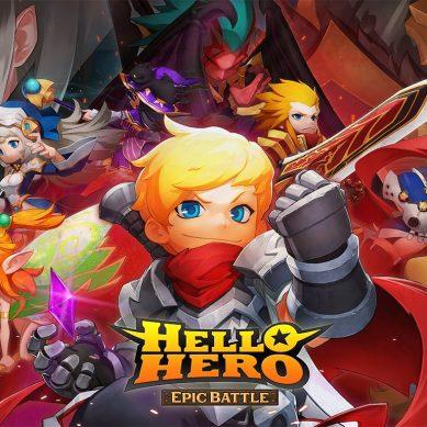 Hello Hero Epic Battle : Guide débutant