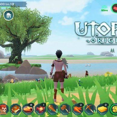 UtopiaOrigin : Quand Survival et Anime se rencontrent