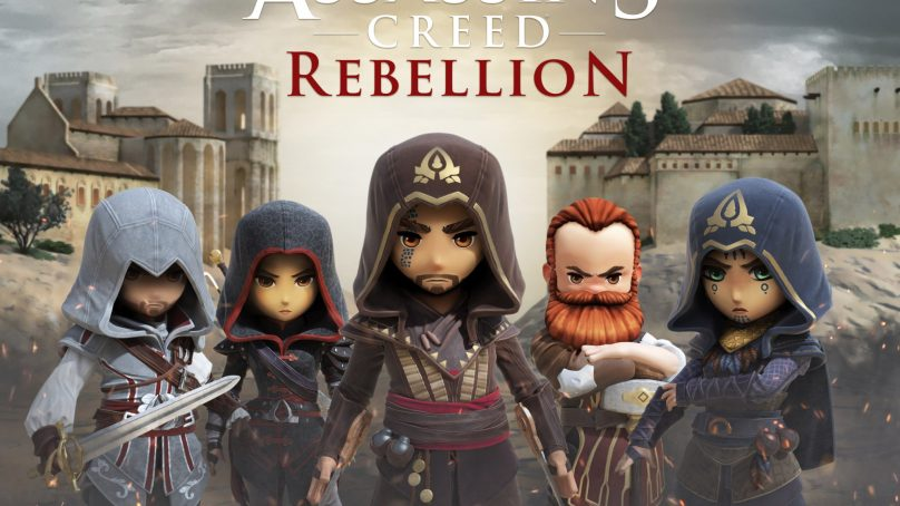 Assassin's Creed:Rebellion : Test du Gotcha de la franchise culte