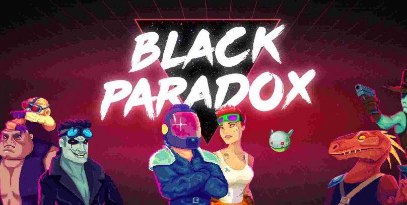 """Black Paradox : Test du titre """"rétro"""""""