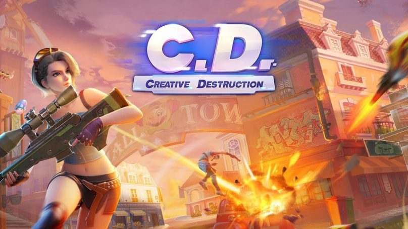 Creative Destruction : Notre test du nouveau fps mobile