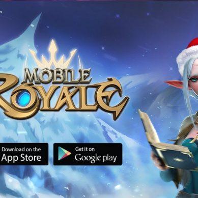Mobile Royale est le prochain jeu par le studio de Lords Mobile