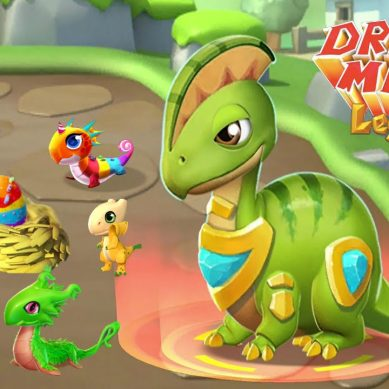 Dragon Mania Legends : Le guide ultime pour progresser plus vite