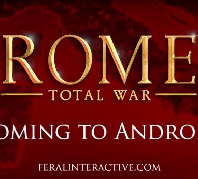 Rome: Total War arrive finalement sur Android