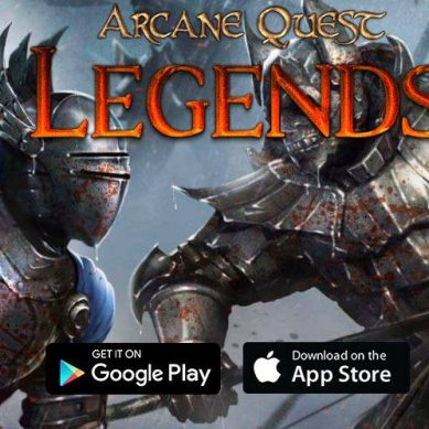 Arcane Quest Legends : Maintenant disponible sur Android et IOS