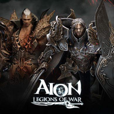 Aion Legions of War prévu pour le 24 janvier