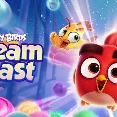 Angry Birds Dream Blast maintenant disponible sur IOS et android