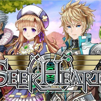 Seek Hearts : Nouveau RPG disponible sur IOS et Android