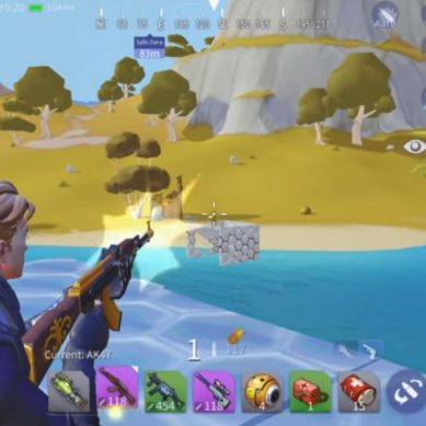 Creative Destruction est-il le nouveau Fortnite?
