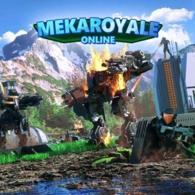 MekaRoyale est un nouveau Battle Royale de Mecha