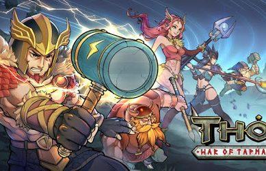 Thor : War of Tapnarok est un nouveau jeu clicker