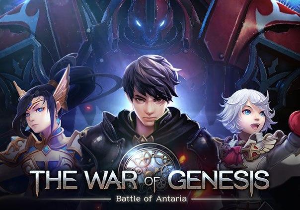 War of Genesis: Battle of Antaria maintenant disponible