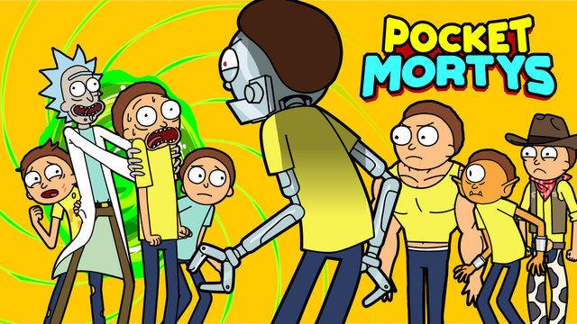 Pocket Mortys : Liste de toutes les recettes d'artisanat