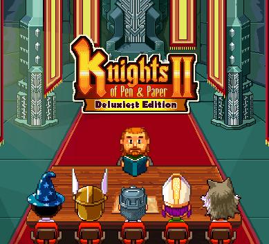 Knights of pen & paper 2 : 10 à astuces à connaitre