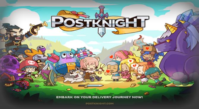 Postknight : Guide Fr pour débutant