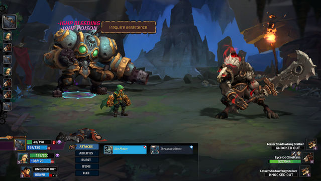 Battle Chasers: Nightwar bientôt sur Android