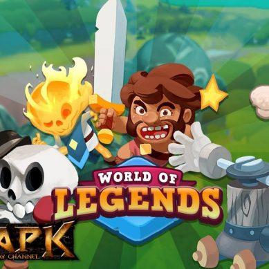 World Of Legends : 9 conseils et astuces