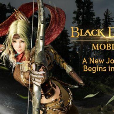 Black Desert Mobile : Sortie prévue cette année