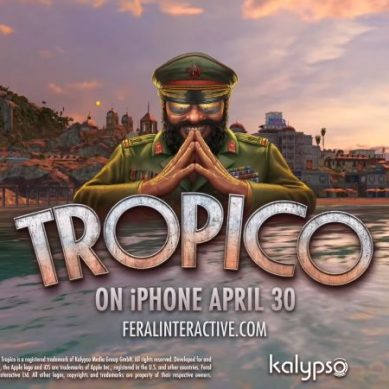 Tropico arrive sur Iphone le 30 avril