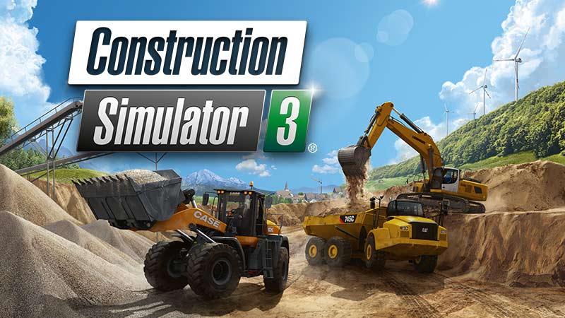 Construction Simulator 3 : Guide pour bien démarrer