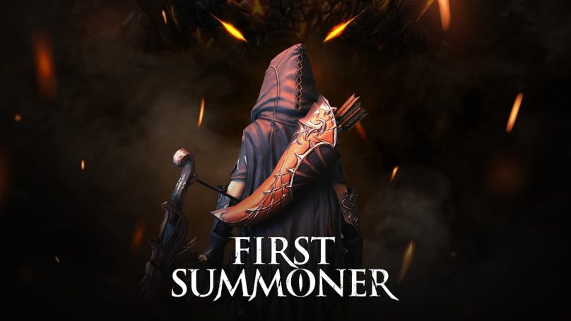 First Summoner : Maintenant en ligne sur IOS et Android