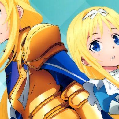 Namco Bandai annonce Sword Art Online Alicization Braiding sur mobile