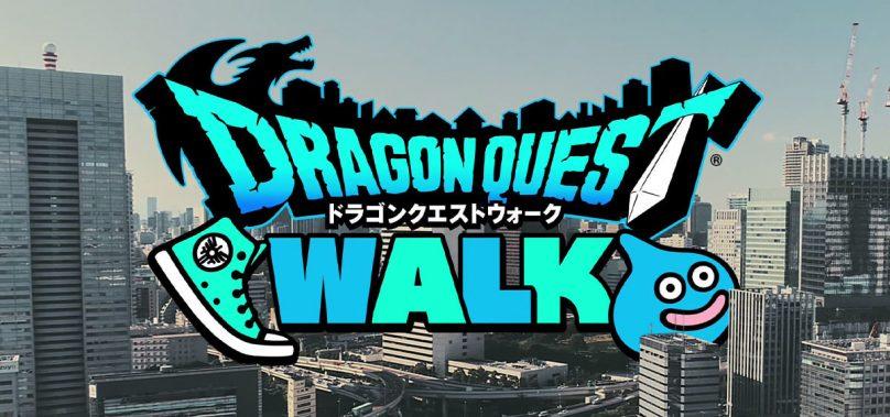 Dragon Quest Walk arrive sur Android le 12 septembre