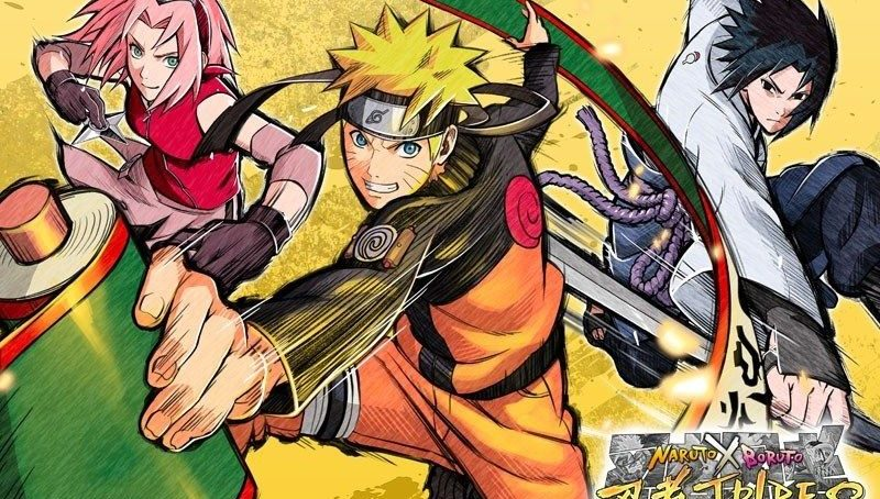 Naruto x Boruto Ninja Tribes : Premier Teaser