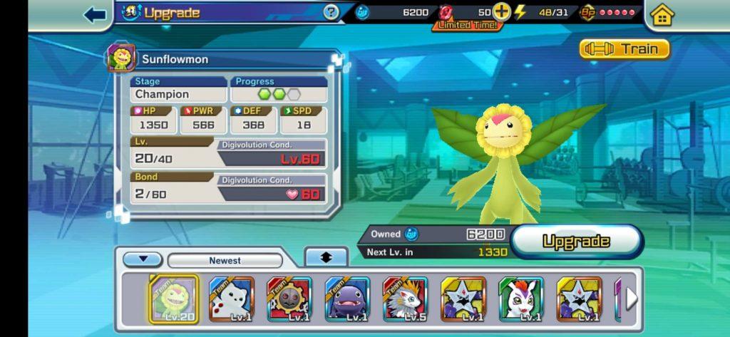 astuces Digimon ReArise